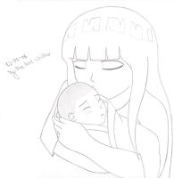 Mommy Hinata by chachi411