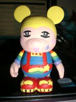Rainbow Brite Vinylmation by dreamingstar213