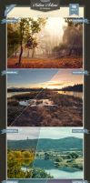 Nature Photoshop Actions Set 1 by baturaN