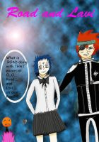 Road and Lavi by misfitmosher
