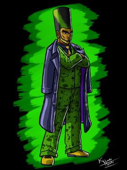 Human Perfect Cell by Kimbo-Henry