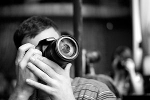 The Photographer. by MyBloodIsHCl