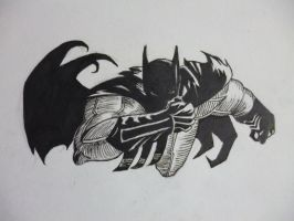 Batman by MasterIxidor