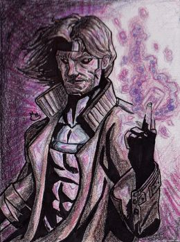 Gambit XMen's greatest Thief by BluBoiArt