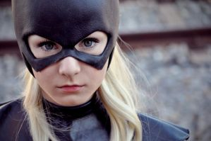 Batgirl: Stephanie Brown IV by Aigue-Marine