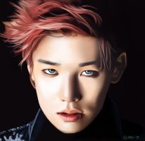 B.A.P: Warrior is back by Quitoxica