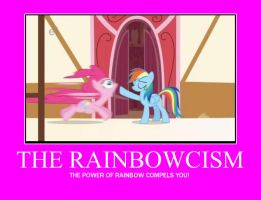 Motivation - The Rainbowcism by Songue