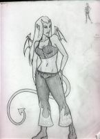 Lilith by Tephers