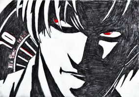 Light Yagami - Death Note by mirror-de