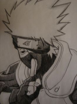 Kakashi request number 2 by Heatherv816
