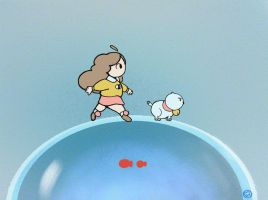 BEE and Puppycat by Miraubin