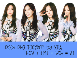 PNG TaeYeon ( SNSD) by XiliaHwang