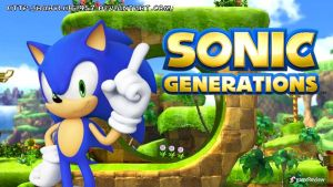 Sonic Generations Wallpaper by babyluigi957