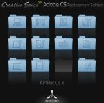 Creative Sense Folders 2 by dthought