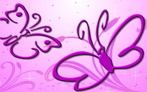 Sookie Butterfly Wallpaper by sookiesooker