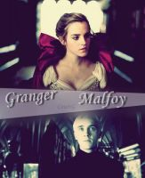 ''_Dramione_version 1 DxH_by_CourtG'' by CourtG