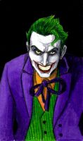 The Joker by Mbecks14