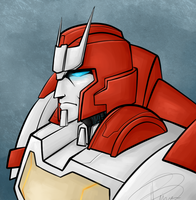 Ratchet MTMTE by DeceptiveShadow