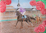 R is for Roses, Races, and Revenge by Helsinge