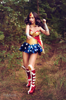 Bishoujo Wonder Woman II by Cosbabe
