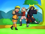 like fighting against Itachi by nennisita1234