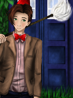 The Doctor by akane3196
