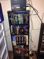 New shelf for my DVD's and Blu-Rays  by bvw1979