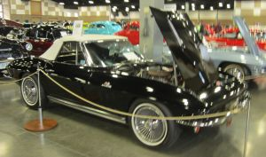 65 Chevy Corvette Conv. by zypherion