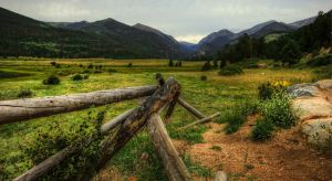 Rocky Mountains by KRHPhotography