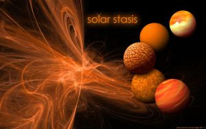 Solar Stasis by horai