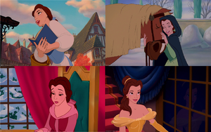Belle's Life in Dresses by MedieavalBeabe