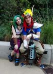 Jak and Daxter, Keira cosplay by Abydell