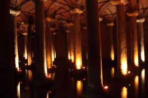 Istanbul - Basilica Cistern by Demonescuro