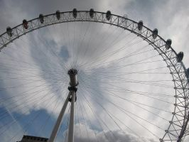 London Eye by LillyFruit