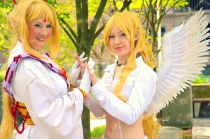 KKJ - Blondes by Eli-Cosplay