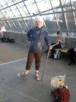 LBM2013 - Jack Frost by 96Alexchan