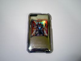 Yugioh Ipod Skin by Harvest-Hearts