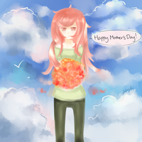 Happy Mother's Day by Audey-san
