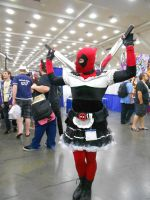 Otakon 2012 - Deadpool, You Look Fabulous by Angel1224