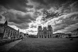 Wells Cathedral by crh