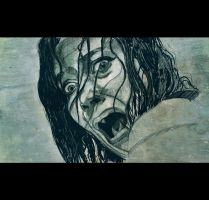 Jane Levy as Mia in Evil Dead (2013) by MIKEmysterious