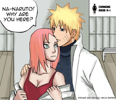 Why are you here, Naruto? by Kwon9106