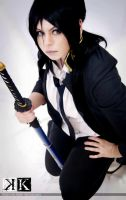 K Project - Yatogami Kuroh O1 by NeeYumi