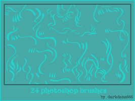 Photoshop brushes by darkdana666