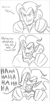 The last laugh of Chase Young by NachoSammich