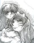 Sesshomaru and Legalien's OC by AmberPalette