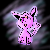 Espeon by sunline