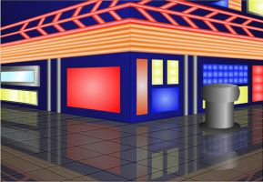 Lasertag - Virtual Video Game by Crystal-Ice47