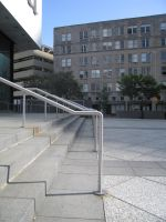 Stock - Steps and Railings by darlingstock