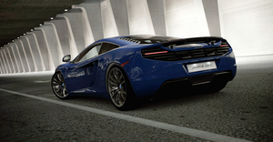 McLaren MP4-12C by StrayShadows